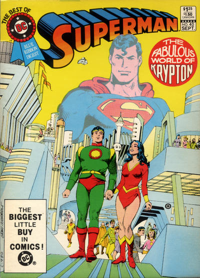 Cover for The Best of DC (1979 series) #40 [Canadian newsstand]