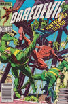 Cover Thumbnail for Daredevil (1964 series) #207 [Newsstand Edition]