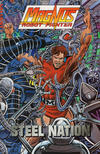 Cover for Magnus, Robot Fighter: Steel Nation (Acclaim / Valiant, 1994 series)