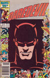 Cover Thumbnail for Daredevil (1964 series) #236 [Newsstand]