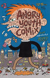 Cover for Angry Youth Comix (Fantagraphics, 2001 series) #2