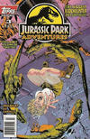 Cover for Jurassic Park Adventures (Topps, 1994 series) #3