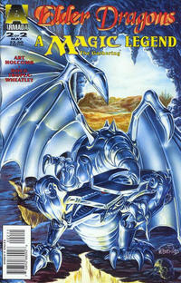 Cover Thumbnail for Magic: The Gathering -- Elder Dragons (Acclaim / Valiant, 1996 series) #2