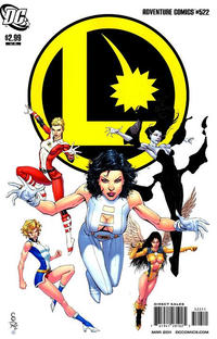 Cover Thumbnail for Adventure Comics (DC, 2009 series) #522