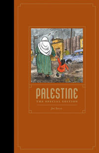 Cover Thumbnail for Palestine: The Special Edition (Fantagraphics, 2007 series) #[nn]