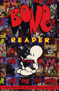 Cover Thumbnail for Bone Reader (Cartoon Books, 1996 series)