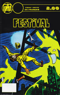 Cover Thumbnail for Festival (A-Plus Comics, 1989 series)
