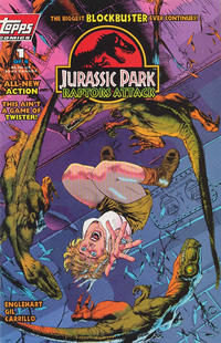 Cover Thumbnail for Jurassic Park: Raptors Attack (Topps, 1994 series) #1