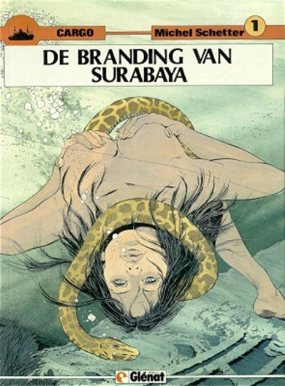 Cover for Cargo (Glénat Benelux, 1985 series) #1