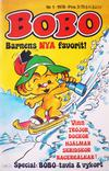 Cover for Bobo (Semic, 1978 series) #1/1978