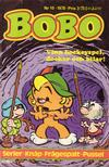 Cover for Bobo (Semic, 1978 series) #10/1978