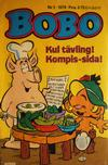 Cover for Bobo (Semic, 1978 series) #5/1979