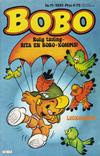 Cover for Bobo (Semic, 1978 series) #11/1981