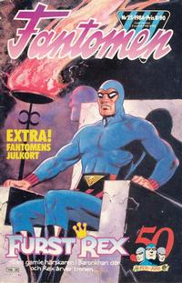 Cover Thumbnail for Fantomen (Semic, 1963 series) #25/1986