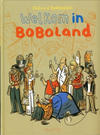 Cover for Welkom in Boboland (Casterman, 2008 series) #1