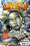 Cover for Sheena: Queen of the Jungle (Devil's Due Publishing, 2007 series) #5 [Cover C Tim Seeley & Wes Dzioba]