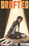 Cover for Drafted (Devil's Due Publishing, 2007 series) #10