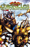 Cover for Dragonlance: Chronicles Vol. III (Devil's Due Publishing, 2007 series) #4