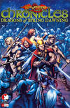 Cover for Dragonlance: Chronicles Vol. III (Devil's Due Publishing, 2007 series) #6