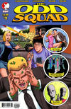 Cover for Odd Squad (Devil's Due Publishing, 2008 series) #2