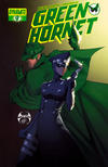 Cover Thumbnail for Green Hornet (2010 series) #9 [Joe Benitez Cover]