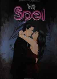 Cover Thumbnail for Vrij spel (Casterman, 2006 series)