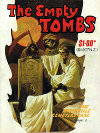 Cover Thumbnail for The Empty Tombs (Gredown, 1985 series) #[nn]