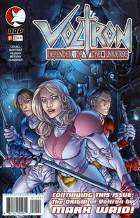 Cover Thumbnail for Voltron: Defender of the Universe (Devil's Due Publishing, 2004 series) #11