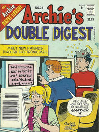 Cover Thumbnail for Archie's Double Digest Magazine (Archie, 1984 series) #73
