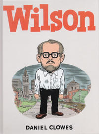 Cover Thumbnail for Wilson (Drawn & Quarterly, 2010 series) #[nn]