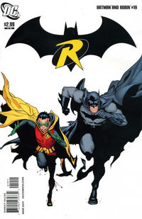 Cover Thumbnail for Batman and Robin (DC, 2009 series) #19
