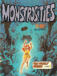 Cover Thumbnail for Monstrosities (Gredown, 1982 series) #[nn]