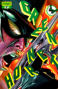 Cover Thumbnail for Green Hornet (Dynamite Entertainment, 2010 series) #9 [Alex Ross Cover]