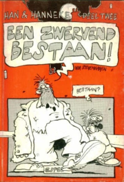 Cover for Han & Hanneke (Espee, 1983 series) #2