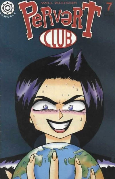Cover for Pervert Club (A.M.Works, 1995 series) #7