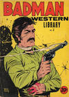 Cover for Badman Western Library (Yaffa / Page, 1971 ? series) #2