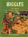 Cover for Biggles (Standaard Uitgeverij, 1965 series) #3 - In India