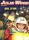 Cover for Julie Wood (Edi-3-BD, 1980 series) #8 - Bol d'or