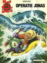 Cover Thumbnail for Tony Stark (Novedi, 1981 series) #5 - Operatie Jonas