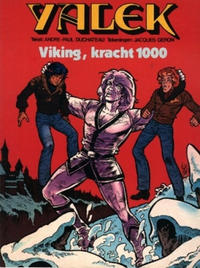 Cover for Yalek (1980 series) #[2] - Viking, kracht 1000