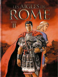 Cover Thumbnail for Les aigles de Rome (Dargaud ditions, 2007 series) #2