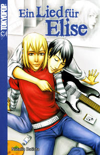 Cover Thumbnail for Ein Lied für Elise (Tokyopop (de), 2010 series)
