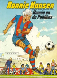Cover Thumbnail for Ronnie Hansen (Novedi, 1981 series) #1 - Ronnie en de Pablitos
