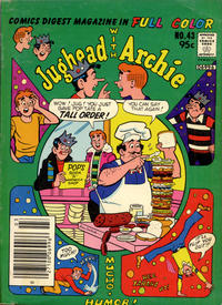 Cover for Jughead With Archie Digest (1974 series) #43
