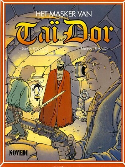 Cover for Taï Dor (1987 series) #2