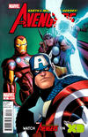 Cover for Avengers: Earth's Mightiest Heroes (Marvel, 2011 series) #3