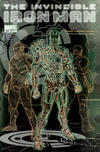 Cover Thumbnail for Invincible Iron Man (2008 series) #500 [Variant Edition - Salvador Larocca]