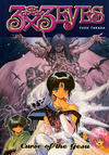 Cover for 3x3 Eyes (Dark Horse, 1995 series) #2 [2nd edition]