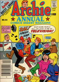Cover Thumbnail for Archie Annual Digest (Archie, 1975 series) #44
