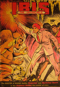 Cover Thumbnail for Ibis the Invincible (Export Publishing, 1948 series) #6